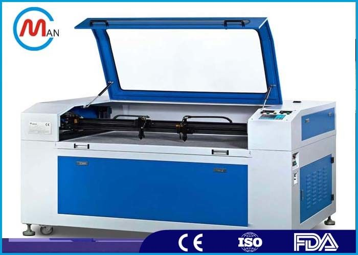 Glass / Stone Compact Tabletop Laser Engraving Machine Durable High Accuracy