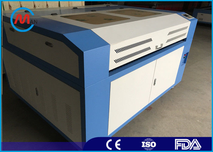 Water Cooled 100W CO2 Laser Engraving Machine , Automatic Laser CNC Router
