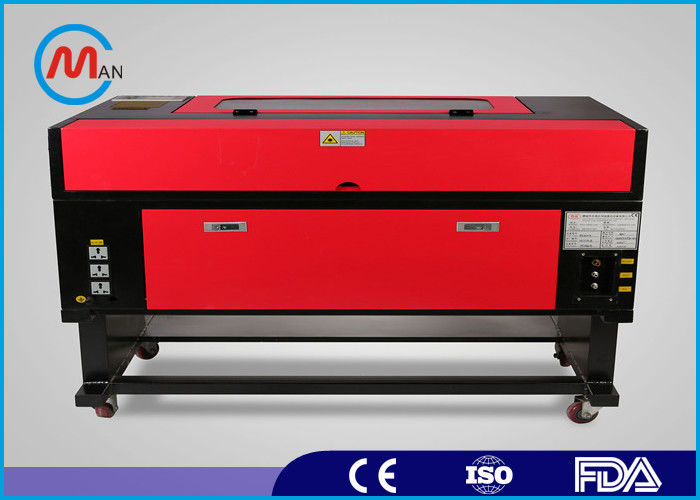 High Speed Wood Laser Cutting Machine Stepper Co2 Laser Cutting Machine