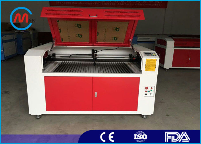 Auto CAD Wood Laser Engraving Machine For Acrylic Fabric Stone Leather
