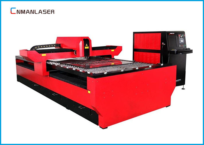 1000w Cnc Laser Metal Cutting Machine , Aluminum Stainless Steel Laser Cutting Machine