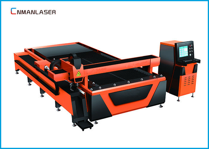 IPG or RAYCUS Supply 3mm Stainless Steel Cnc Fiber Laser Cutting Machine