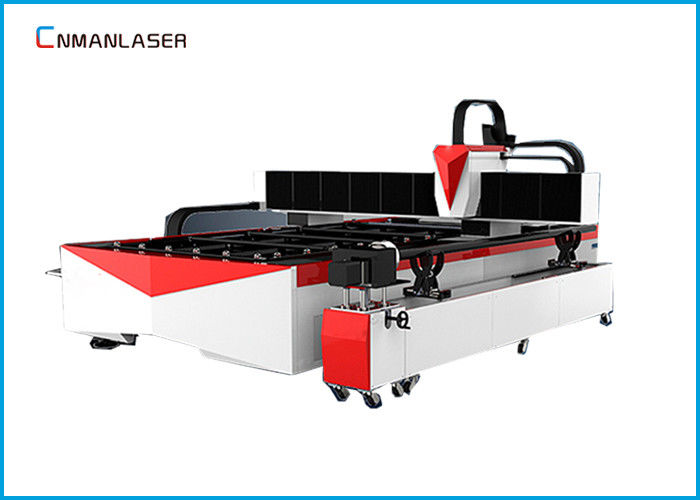1200W Co2 Compact Stainless Steel Fiber Laser Cutting Machine High Performance