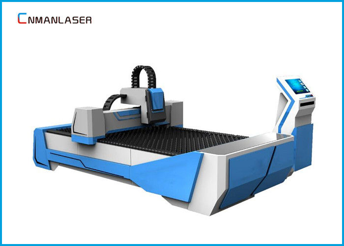 Water Cooling 500 W Stainless Steel 0.1-15 mm Cnc Fiber Laser Cutting Machine