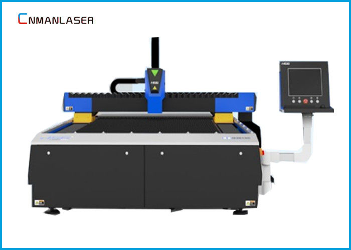 1000W Cnc Metal Fiber Laser Cutting Machine Cutting Thinkness Up to 6mm