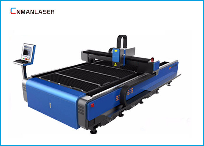 Strong Power 1000w 1500*3000mm Cnc Fiber Laser Cutting Machine For Metal