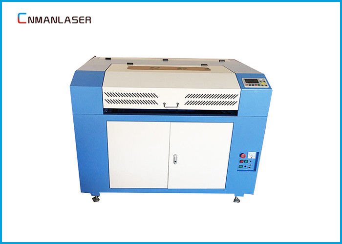 6090 Portable Auto feeding Laser Engraving Cutting Machine Working on  Acrylic Wood