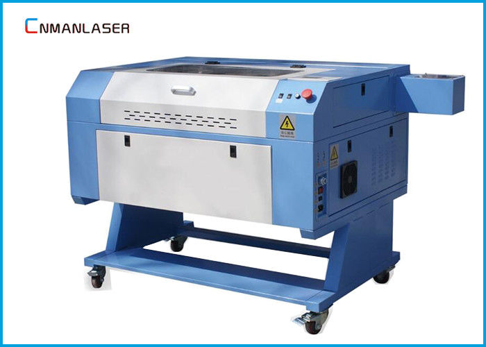 Water Chiller 60W 80W CO2 Wood Leather Fabric Fast Speed Laser Engraving Machine