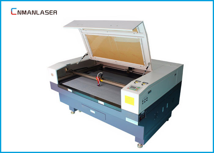 100w 150w CO2 MDF Plywood  Laser Cutting Machine With Rotary Devices Water Chiller