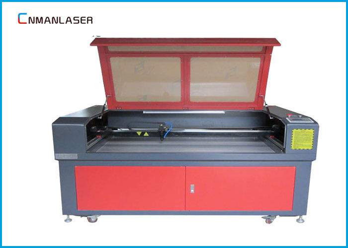 1390 Desktop 100w CO2 Laser Engraving Machine With Ruida System Stepper Motor