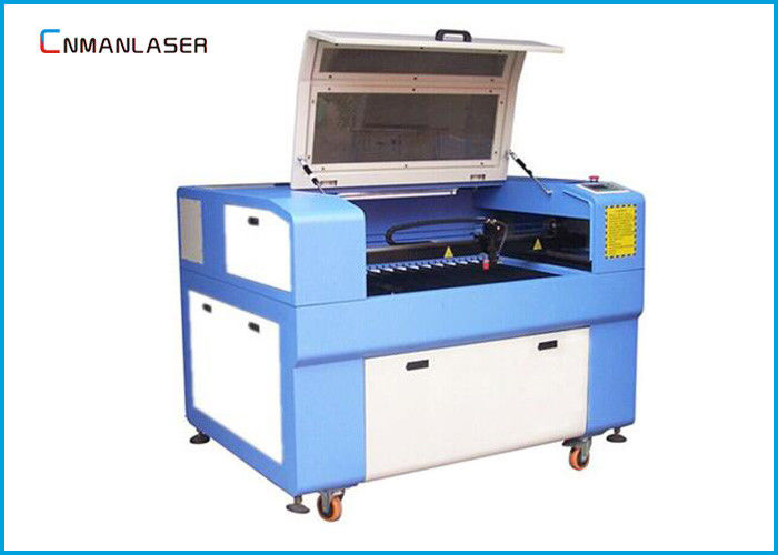 Flat Rotary 6090 Acrylic Wood CO2 Laser Cutting Machine for Die Board Making