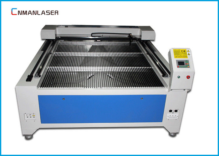 Automatic Knife Worktable 180w 1325 CO2 Laser Cutting Machine For Metal Nonmetal