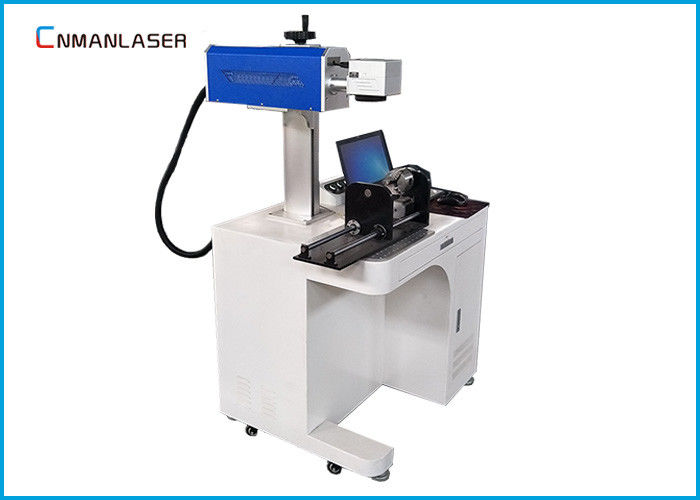 30W Desktop Optical CO2 Laser Marking Engraving Machine With 3 Years Warranty