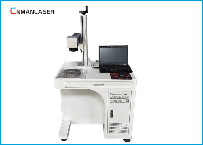 Automatic Computer Control Co2 Laser Marking Machine For Wooden Paper Glass