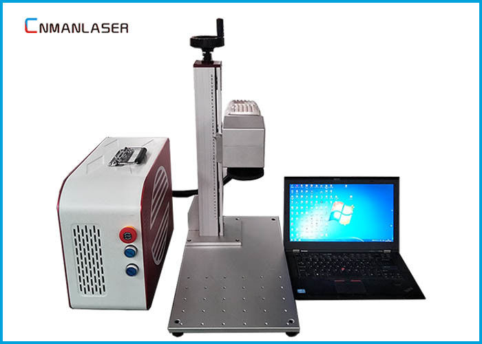 Cnc Industrial Equipment 50w Fiber Laser Marking Machine For Medical Instruments